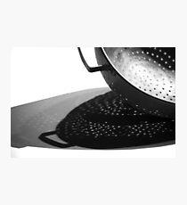 Kitchen Colander Shadows & Light Photographic Print