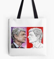 Le Professeur - Arsene Wenger Tote Bag