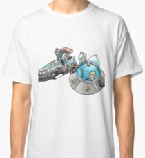 Rick and Morty/Back to the future Classic T-Shirt