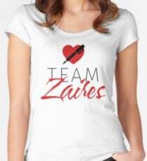Team Zaires Women's Fitted Scoop T-Shirt
