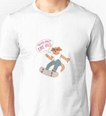 Sk8 Fast Eat Ass T-Shirt