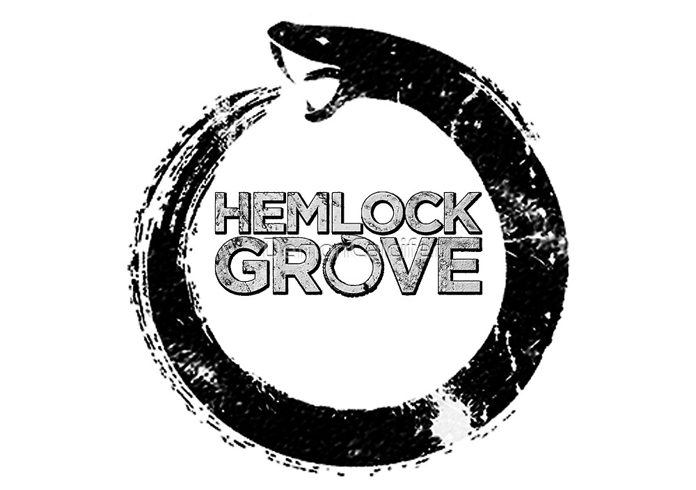 Hemlock Grove Uroboros  by DemonCalcifer