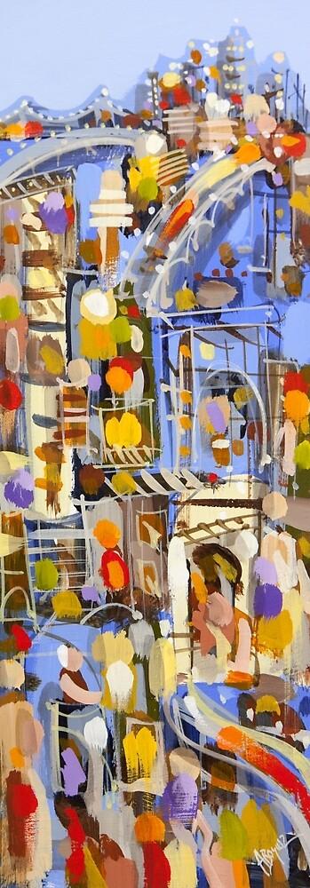 The urban effect by Adam Bogusz