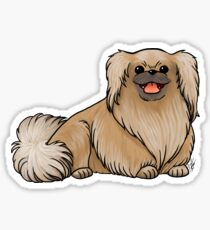Pekingese Sticker