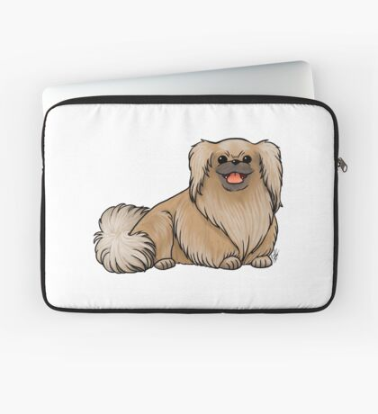 Pekingese Laptop Sleeve