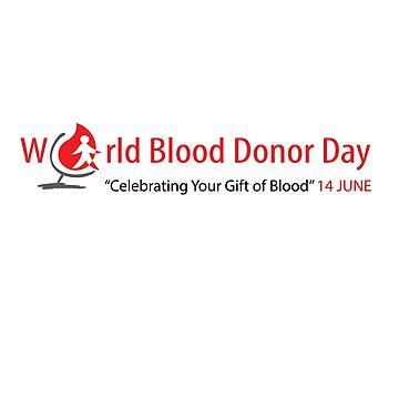 World Blood Donor Day by blacksquare
