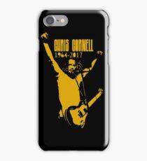 chris cornell rip 1964 - 2017 iPhone Case/Skin