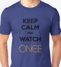 Keep Calm and Watch OUAT T-Shirt