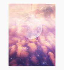 Space Clouds Photographic Print