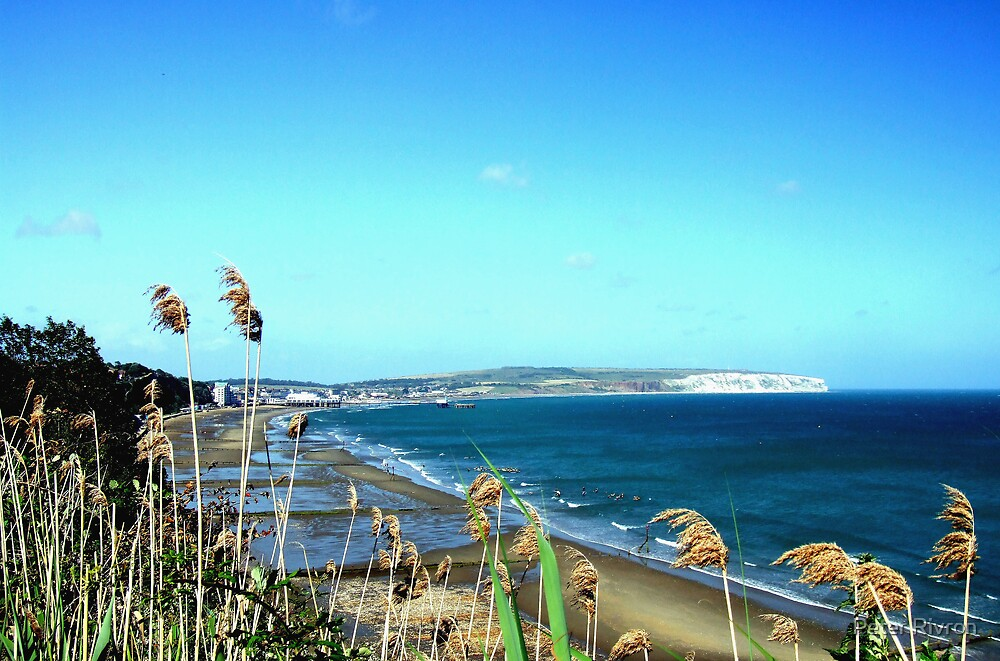 Sandown Bay by Peter Rivron