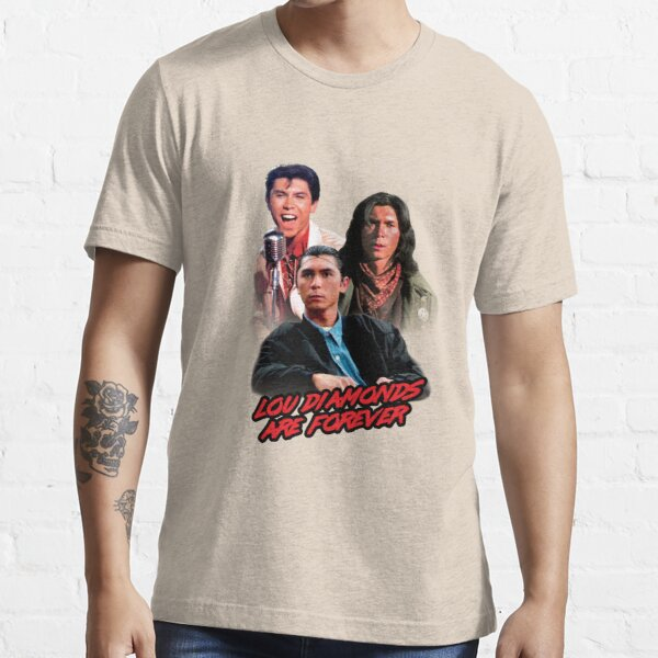 Lou Diamonds Are Forever Essential T-Shirt