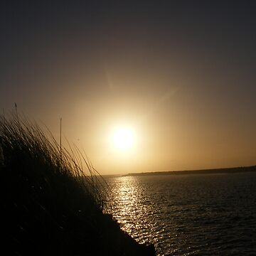 Newport sunset by sierrajeni