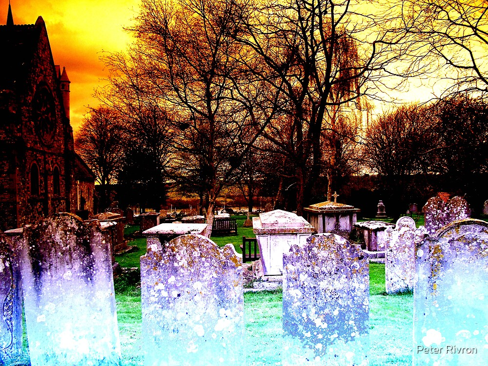 Grave Yard by Peter Rivron