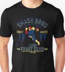 Camiseta unisex Ciudad portuaria Luchador