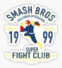 Port town Fighter Sticker