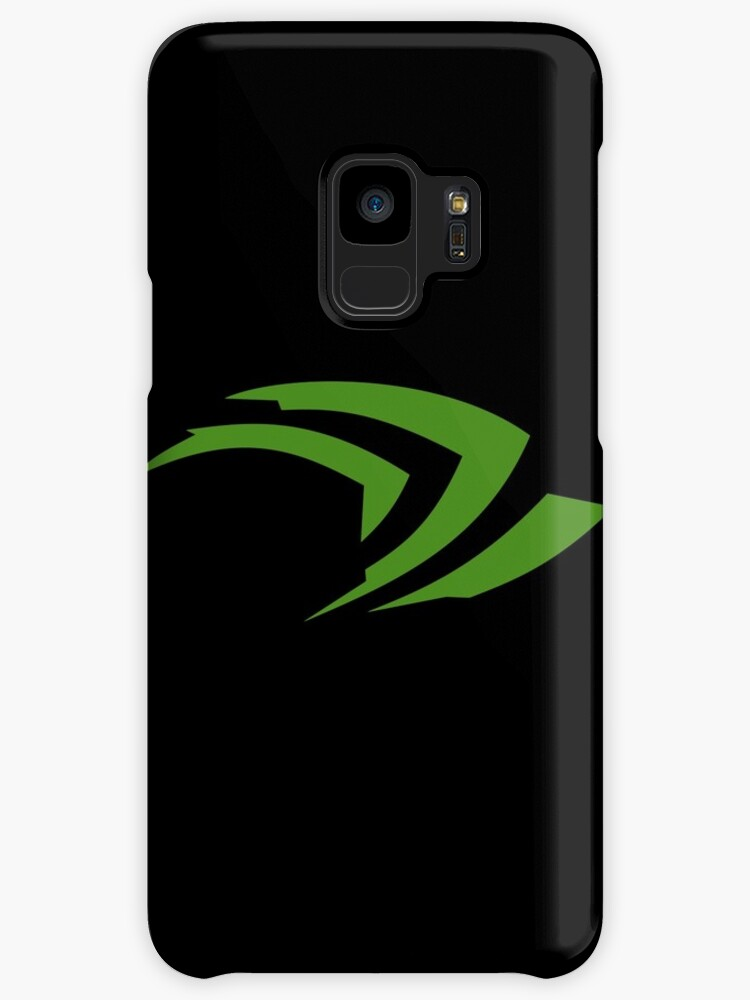 quotnvidia logoquot cases amp skins for samsung galaxy by weeev