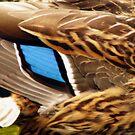 Feathered Jewel by Rebecca Cruz