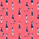 Pink Ladies by zelleneguanlao