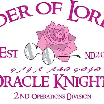 Order of Lorelei - 2nd Division  by AquaMoon