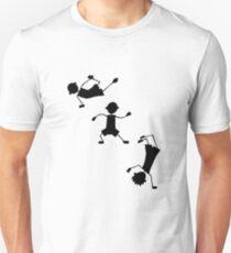 Three Little Breakers Unisex T-Shirt