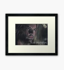 Sawyer Framed Print