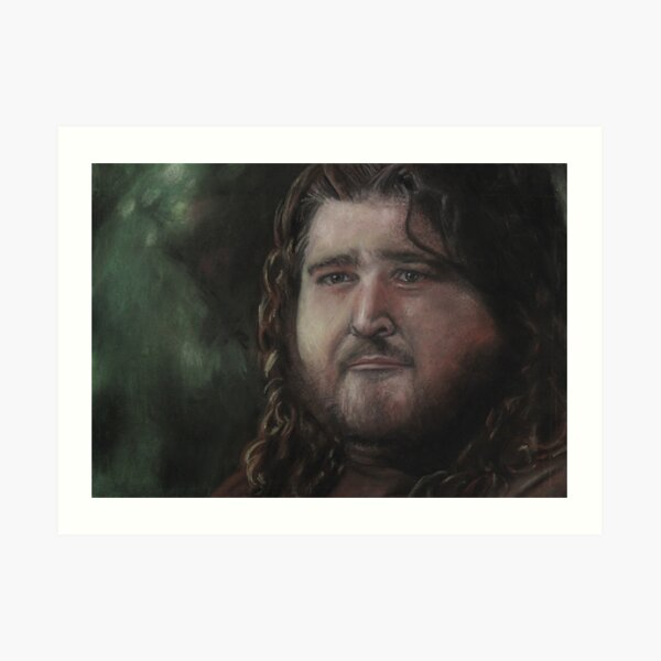 Hurley Art Print