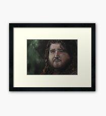 Hurley Framed Print