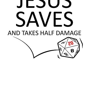 Jesus Saves by MarkSeb