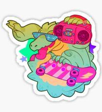 Sk8r Gator Sticker