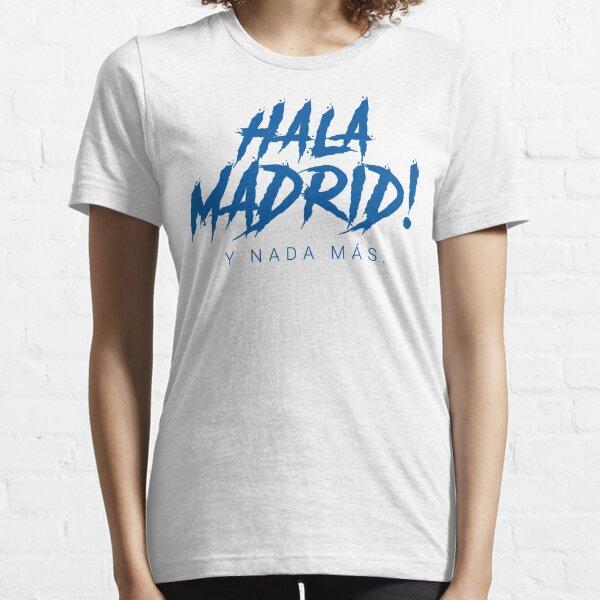 Hala Madrid Camiseta esencial