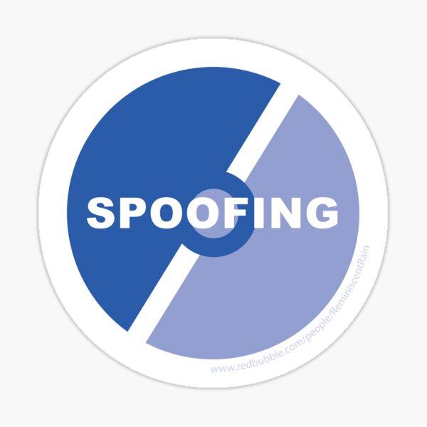 Team Mystic Against Spoofing Sticker