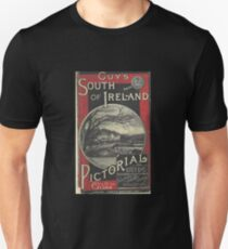 Guy's South of Ireland book cover T-Shirt