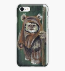 Wicket the Ewok iPhone Case/Skin