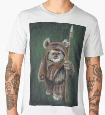 Wicket the Ewok Men's Premium T-Shirt