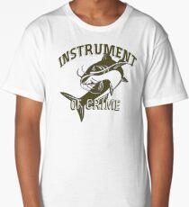 Instrument Of Crime T-Shirt Long T-Shirt