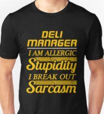 deli manager Unisex T-Shirt