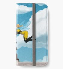 Rooftop Kiss iPhone Wallet/Case/Skin