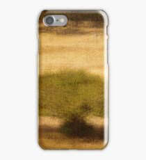 Changing times iPhone Case/Skin