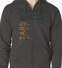 TARS: Slaves for My Robot Colony Zipped Hoodie