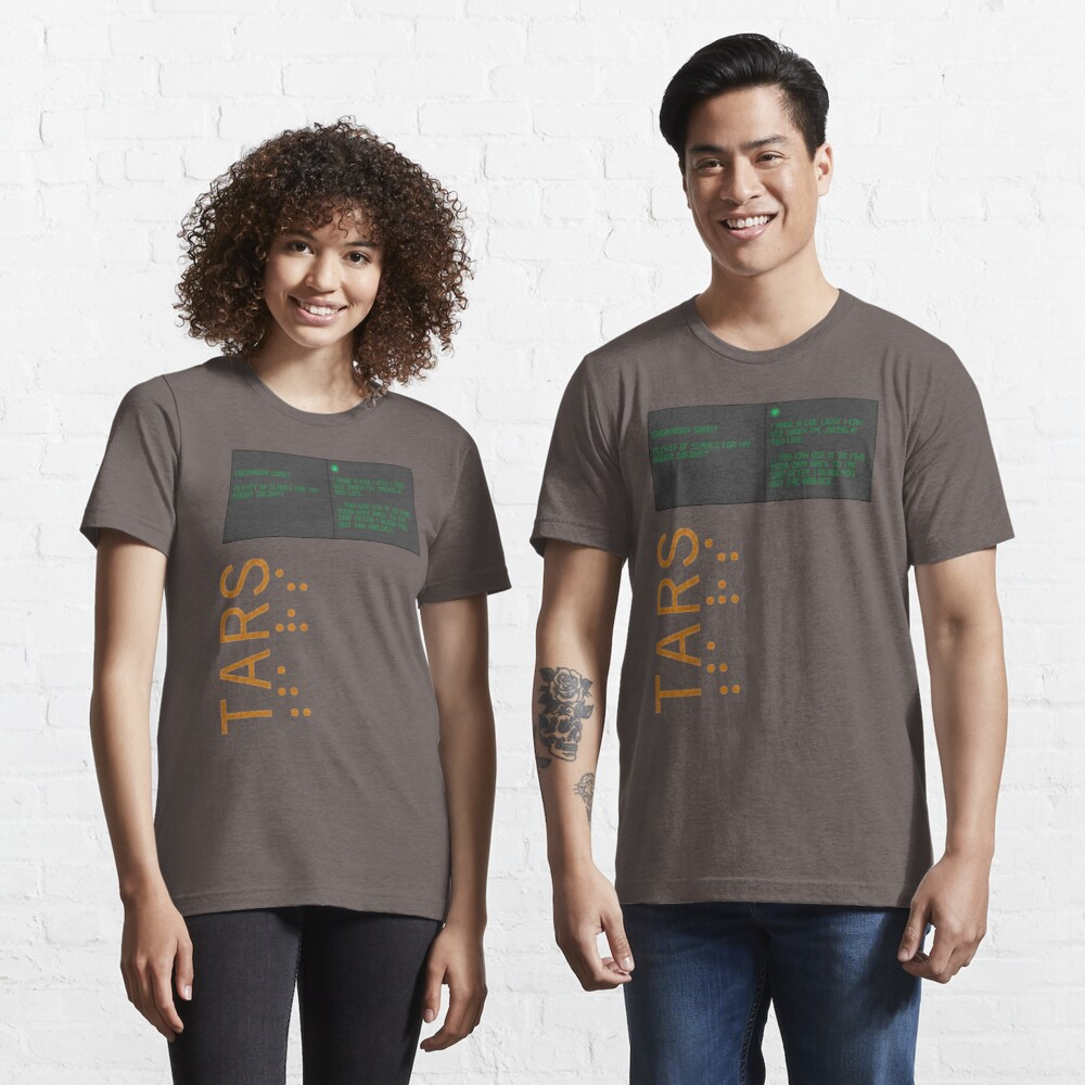 TARS: Slaves for My Robot Colony Essential T-Shirt