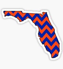 Florida Chevron Sticker