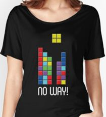 No Way! Women's Relaxed Fit T-Shirt