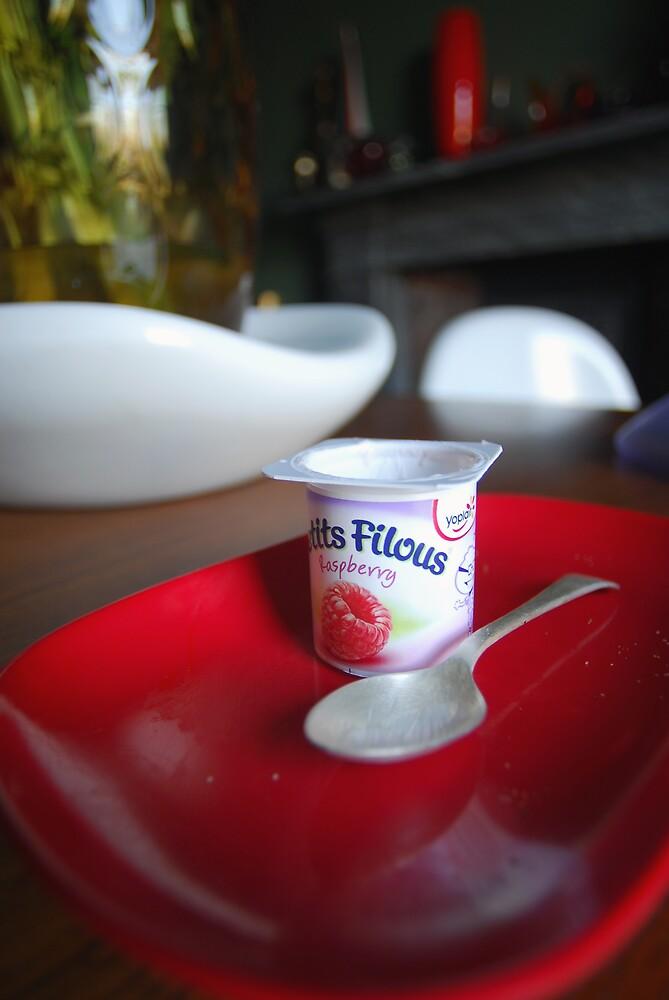 Yoghurt pot by westie71