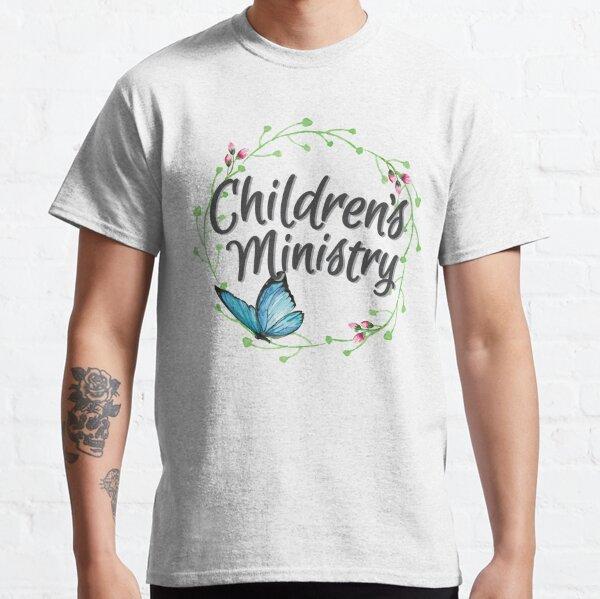 Ministerio de Niños Camiseta clásica