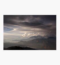 Himalayan spirits. Photographic Print