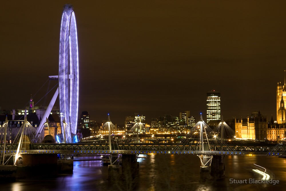 The Wheel in Motion by Stuart Blackledge