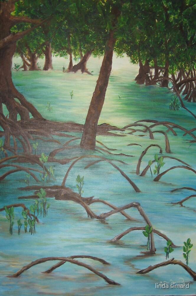 magic grove by linda simard