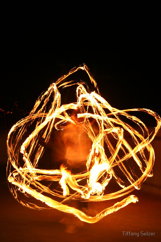 Dance of the Fire by Tiffany Selzer
