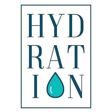 Hydration by MissCupidTurtle