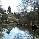 Egton Bridge:  mill by dougie1